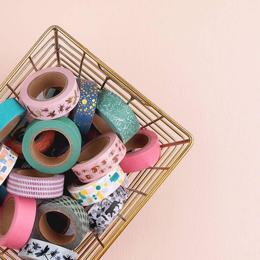 Wowgoods Washi tape Into the woods