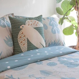 Donna Wilson Cushion Flying bird