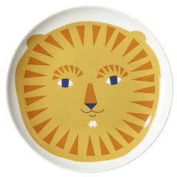 Donna Wilson Plate Lion