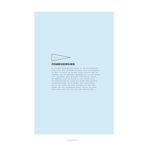 Uitgeverij Snor Letters! - Het werkboek
