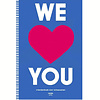 Uitgeverij Snor We love you – friendship book
