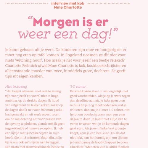 Uitgeverij Snor Relax mama in de keuken – Dutch Book
