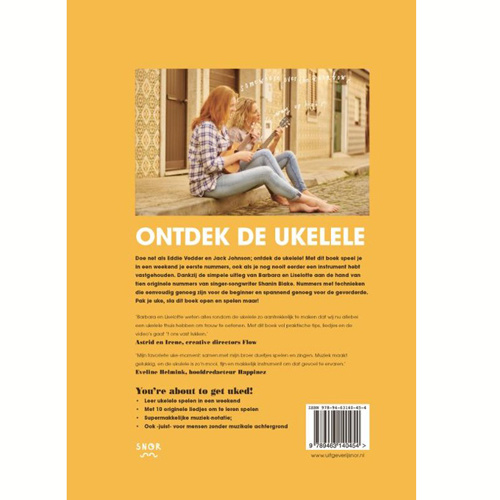 Uitgeverij Snor We're here to get you uked – Dutch Book