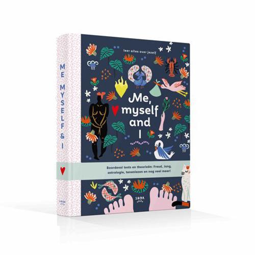 Uitgeverij Snor Me myself and I – leer alles over jezelf