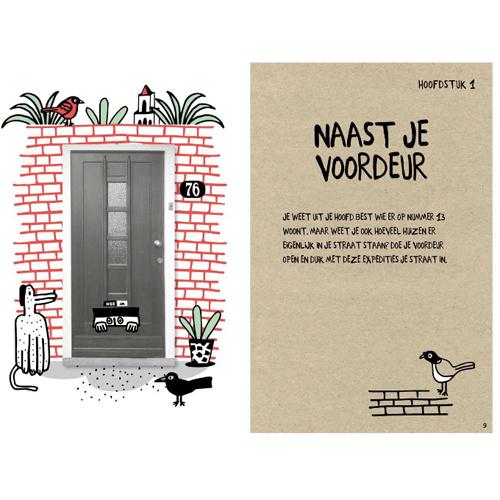 Uitgeverij Snor Ontdek je stad