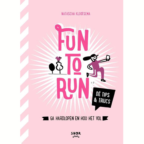 Uitgeverij Snor Fun to run – Dutch book