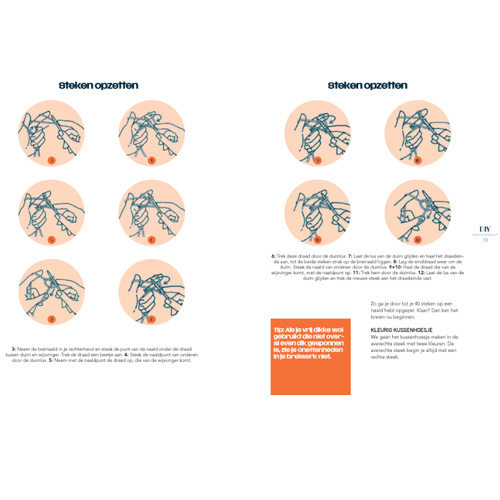 Uitgeverij Snor Do it yourself – Dutch book