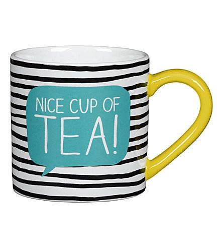 Happy Jackson Mug Nice cup of tea!