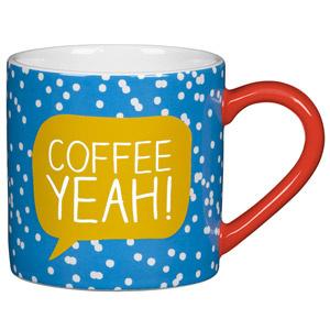 Happy Jackson Mug Coffee YEAH!