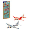 Ridley's set  vliegtuigjes Racing Gliders