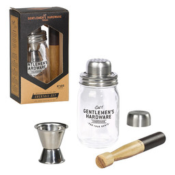 Gentlemen's hardware Cocktail set nr. 189