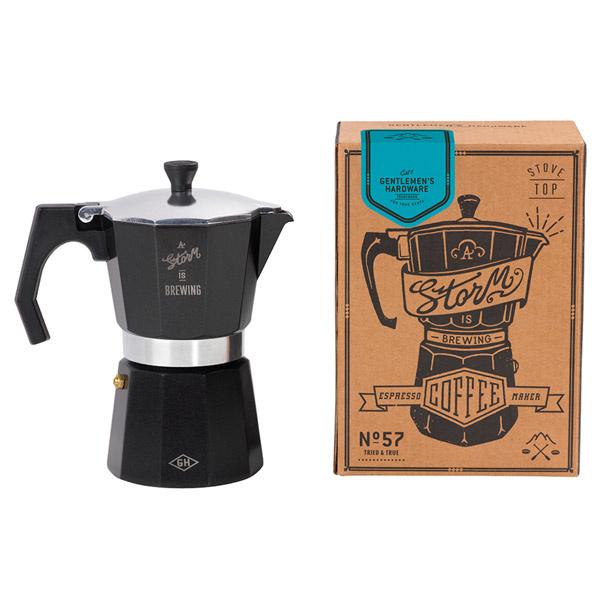 Gentlemen's hardware Espresso Coffee Maker no 57 gentlemen's hardware