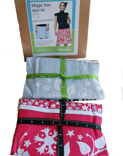 Clothkits DIY skirt Magic Tree  (36-48)