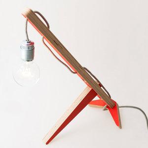 Table lamp Gravity