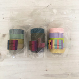 MT masking tape 5 pack