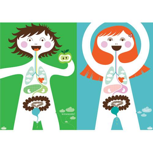 Isak Poster My Body