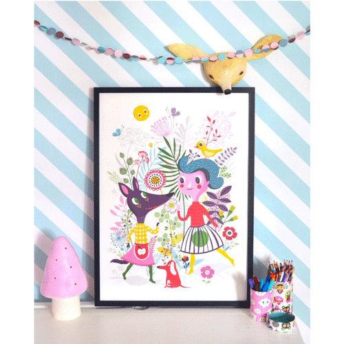 Petit Monkey Print Sweet