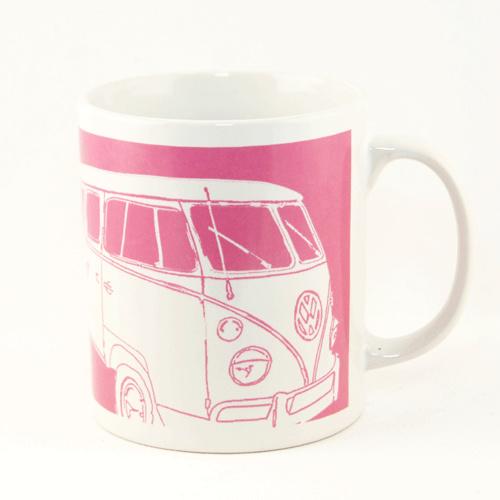 Pearl Earl Mok VW Camper bus