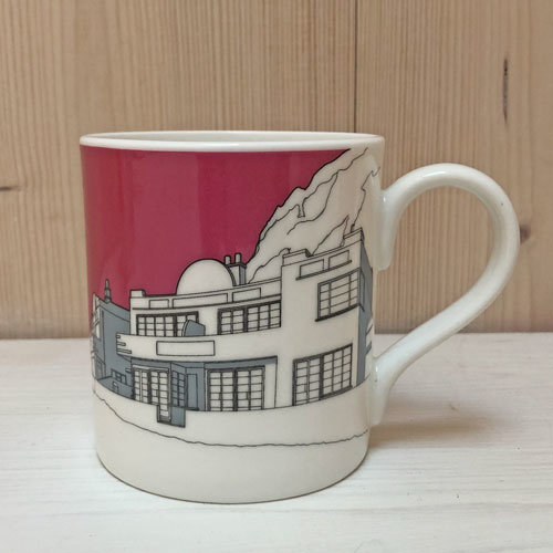 Mug 1930 modernist seaside villas
