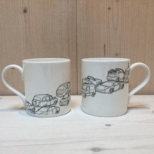 Mug London Traffic