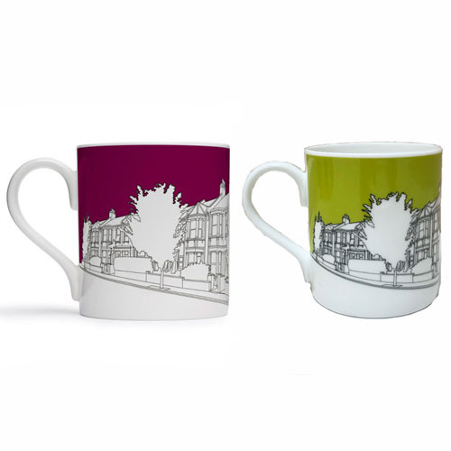 People Always Need Plates Mug Kensal Green