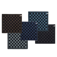 Knitted Kitchen Towel Blok Black &