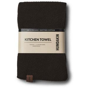 Humdakin Knitted towel Sunset Mushroom