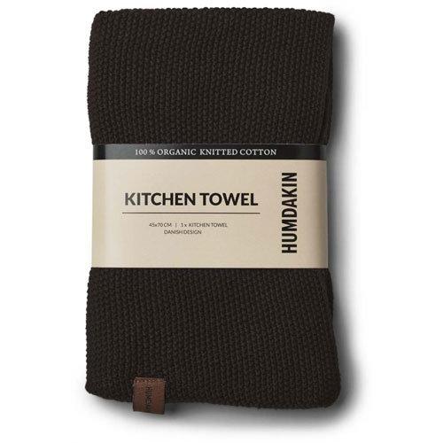 Humdakin Knitted towel Sunset v