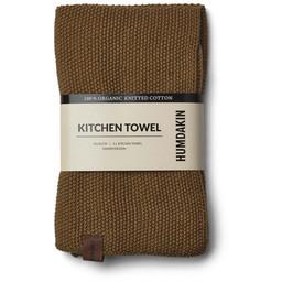 Humdakin Knitted towel Sunset
