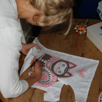 DIY sewing, cross stich or fold kits