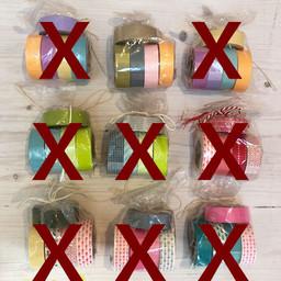 MT masking tape MT sets kleur