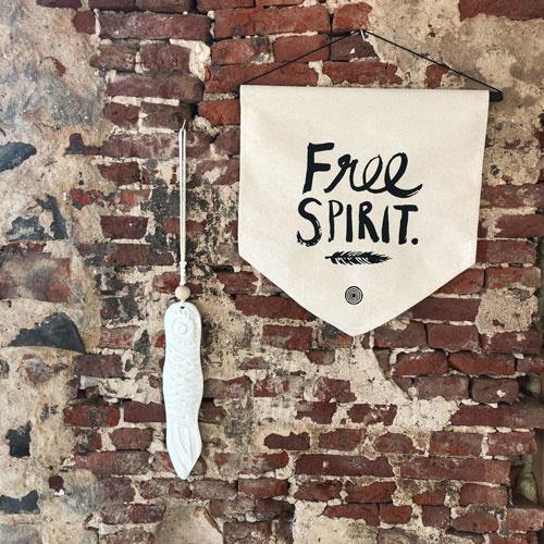 Madu-Madu Vlag Free Spirit