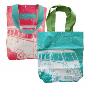 Pearl Earl Bag VW camper van