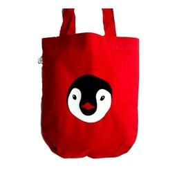 mingface Shopper pinguin