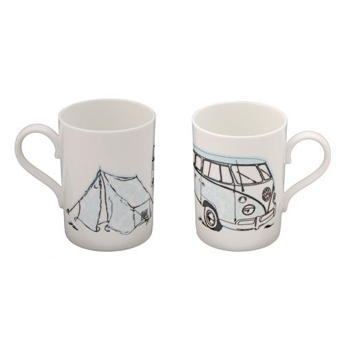 Pearl Earl Mug Camping