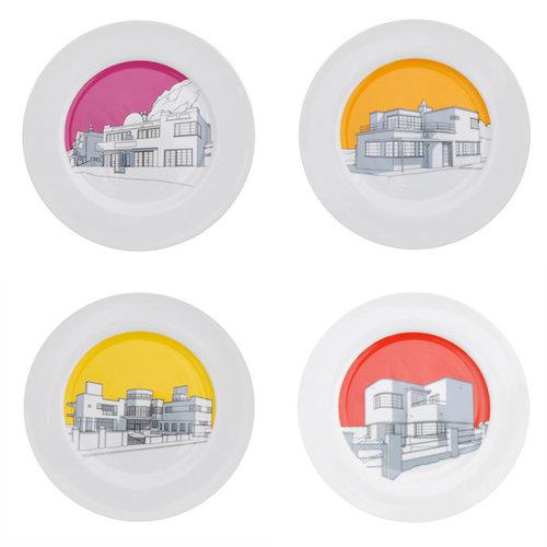 Set Plates Seaside