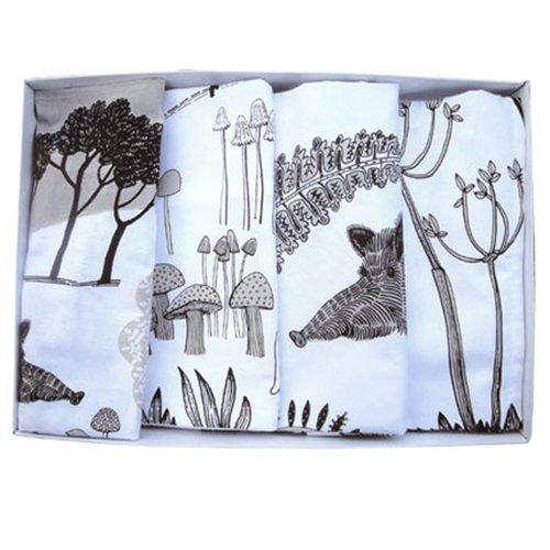 lush designs Wild Boar Napkins