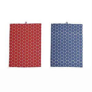 Malin Westberg Circles Tea Towel