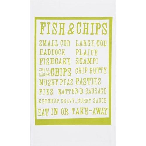 Theedoek Fish & chips
