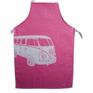 Pearl Earl Keukenschort VW bus