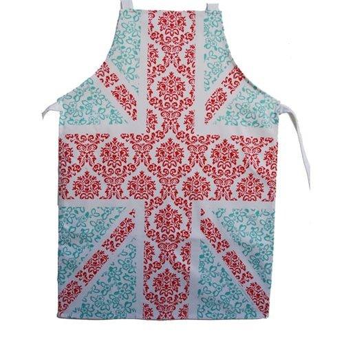 Pearl Earl Keukenschort Engelse vlag