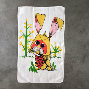 Retro tea towel Fabeltjeskrant