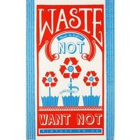 Theedoek Waste not want not