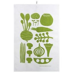 Kauniste Kauniste Tea towel Harvest