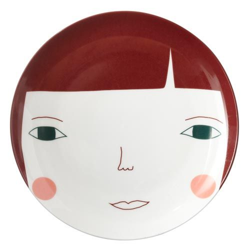 Donna Wilson Plate Grace