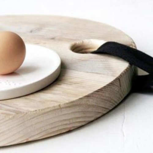 ONSHUS Ronde plank Hout