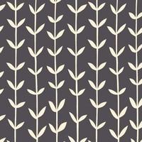 Fabric scraps Orla plum (0,7 x 0,5 m)
