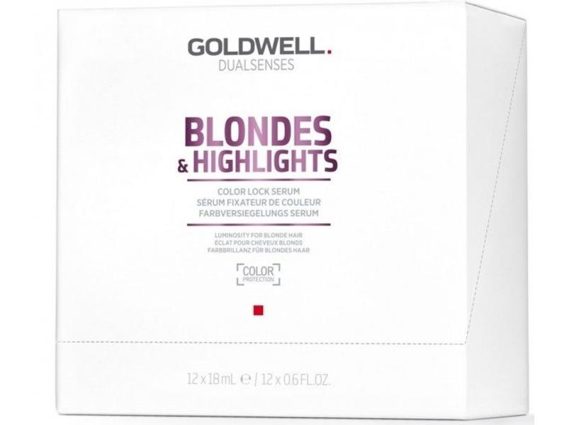 Goldwell Dualsenses Blondes and Highlights Serum 12 x 18ml