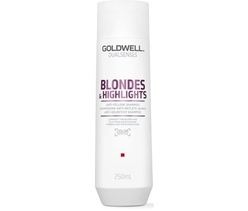 Goldwell Dualsenses Blondes and Highlights Anti-Yellow Shampoo 250ml