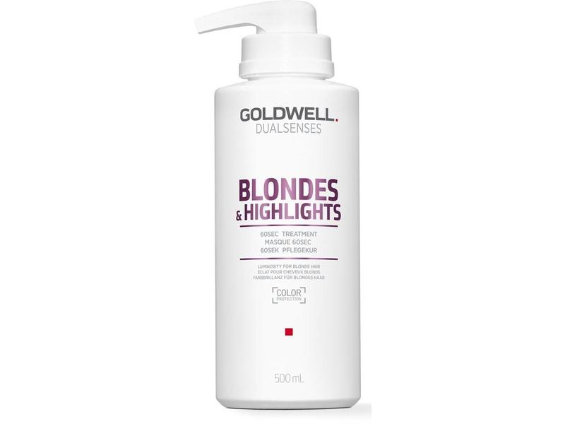 Goldwell Dualsenses Blondes and Highlights 60 Seconds Treatment 500ml